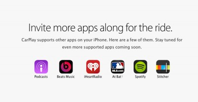 Apple Adds MLB.com At Bat To Its List Of CarPlay-Compatible Apps
