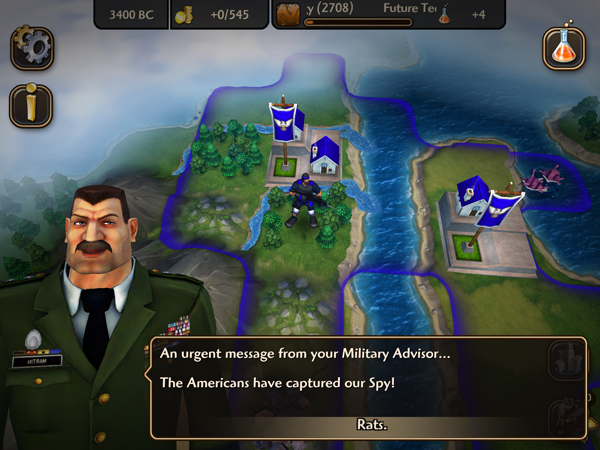 Civilization Revolution 2 Brings Modern Technology Into The Mix