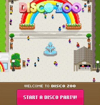 Blast Off Into Space With The Newly Updated Disco Zoo