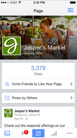 Facebook Pages Manager Update Brings A New Look And More