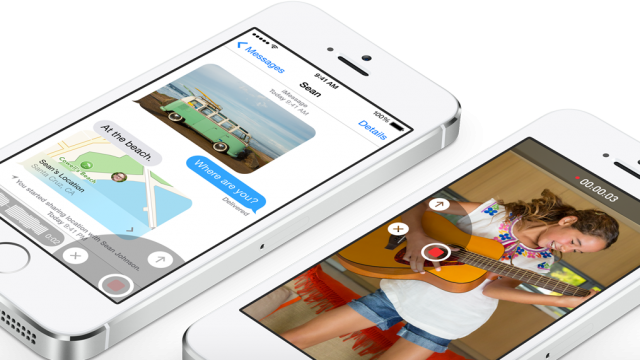 First Look At Apple's iOS 8 Messages App