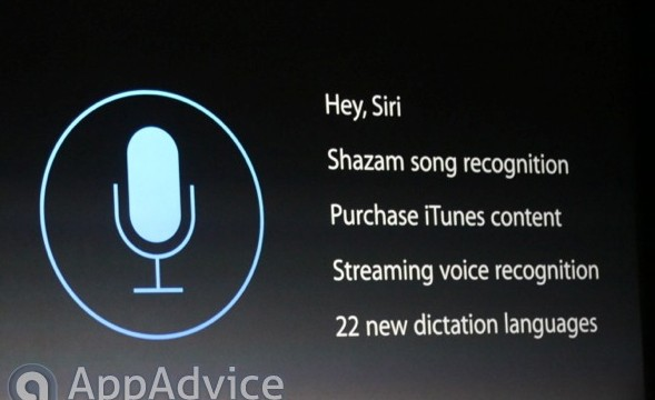 Shazam! Apple's iOS 8 Will Feature Built-In Song Recognition With Help From Siri