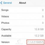 Apple To Soon Release iOS 7.1.2 With Improvements For Email Encryption And More
