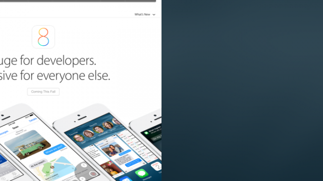 Check Out Apple's iPad Split-Screen Multitasking Feature In iOS 8 In This Video