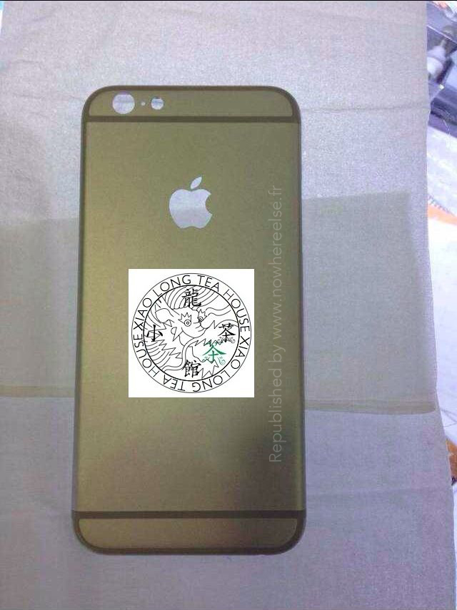 We Get A Better Look At The Rear Shell Of Apple's iPhone 6 With These Leaked Photos