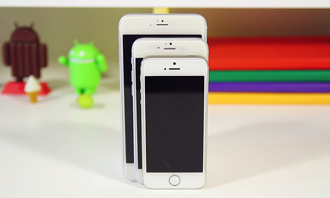 Apple's 5.5-Inch iPhone 6 Compared With Samsung Galaxy Note 3 In New Video