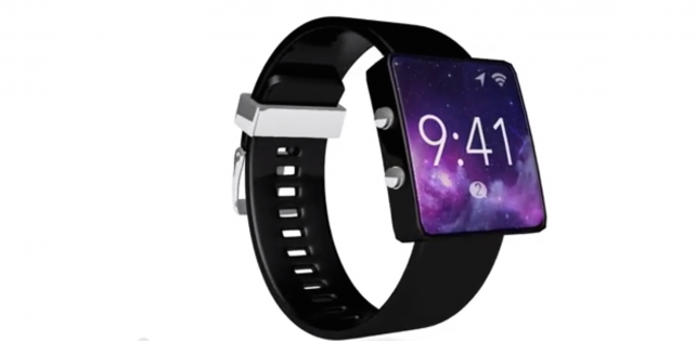 Apple's 'iWatch' To Come In Multiple Sizes And With Multiple Sensors, Says WSJ
