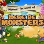 Lure And Cure Myriad Mythical Monsters In Here Be Monsters HD For iPad
