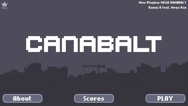 Seminal Endless Runner Canabalt Finally Gets Optimized For iPhone 5