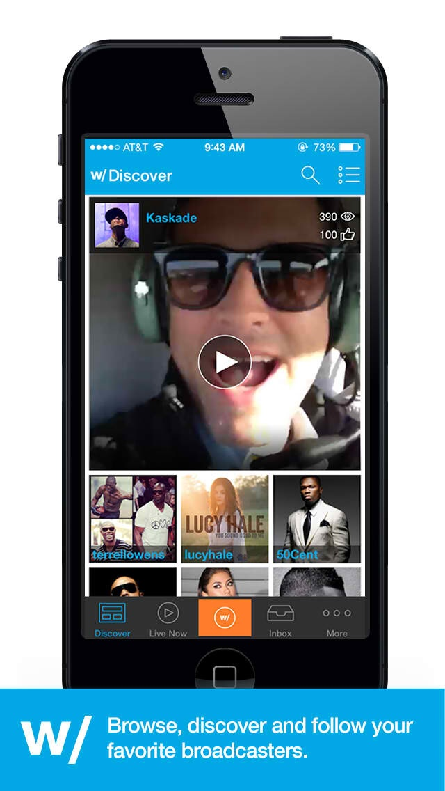 This Newly Updated Live Streaming App Lets You Hang With Your Friends And Fans