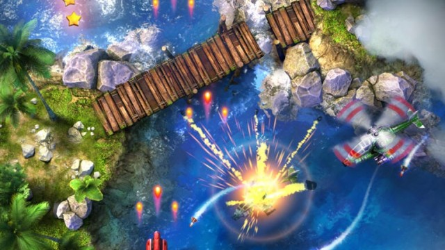 In Celebration Of Its 10th Anniversary, Sky Force Lands On iOS With New Features