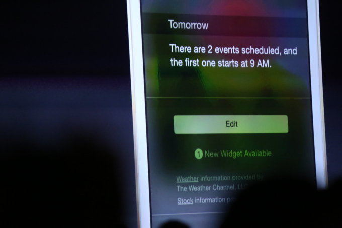 Apple Adds Extensiblity In iOS 8