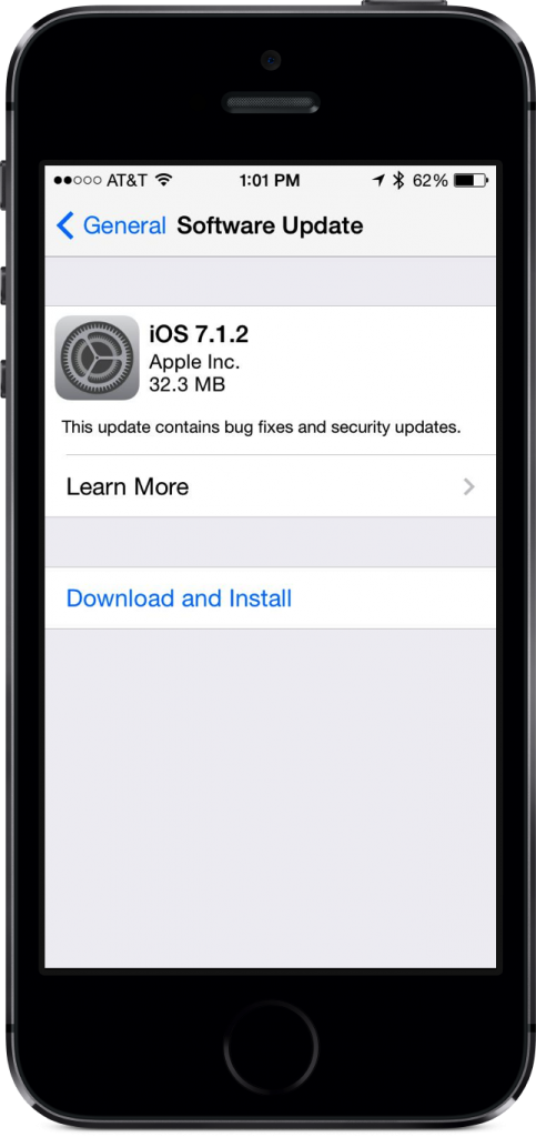 unlock iphone 4 ios 7.1.2 инструкция