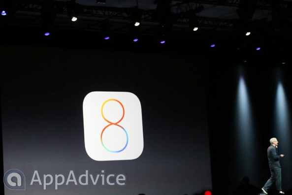 No Surprise: The Just Announced iOS 8 Looks Very Similar Visually To iOS 7