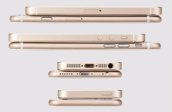 Report: Don't Believe Everything You've Seen On The Many 'iPhone 6' Mockups