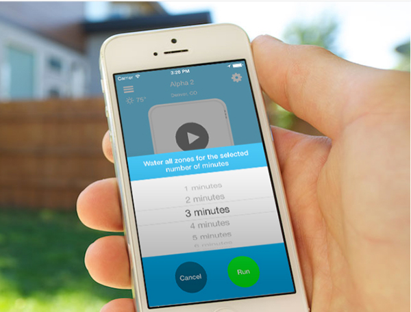 Smarten Up Your Yard With Rachio's App-Enabled Sprinkler Controller: The Iro