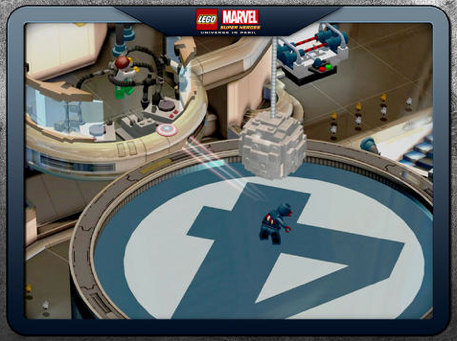 LEGO Marvel Super Heroes: Universe In Peril Lands On The App Store