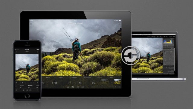 Adobe Photoshop Mix Launches For iPad, As Adobe Lightroom Comes To iPhone