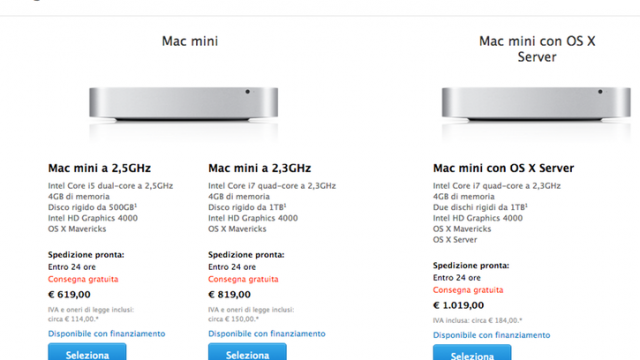 International Price Drops Suggest New Apple TV And Mac mini Models Are Coming