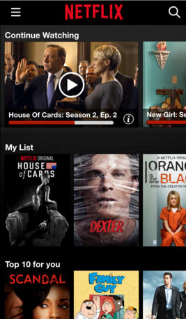 Netflix iOS App Updated With Faster Video Startup, Revamped UI