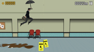How Far Can You Go In Monty Python's The Ministry Of Silly Walks?