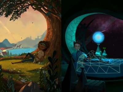 Double Fine's Broken Age Is A Point-And-Click iPad Adventure You Don't Want To Miss