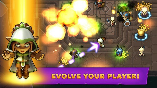 Become The Strongest Storm Caster In This Epic New Dungeon Crawler From Get Set Games