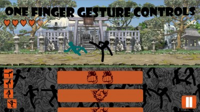 Do You Have The Right Moves To Be The Gesture Ninja?