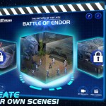 Change The Universe In Disney's Star Wars Scene Maker App For iPad