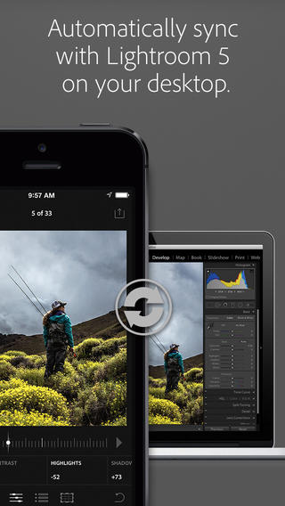 Adobe Photoshop Mix Launches For iPad, As Adobe Lightroom