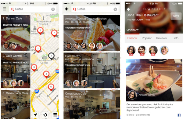 Report: Apple Acquires 'Social' Search Engine Spotsetter