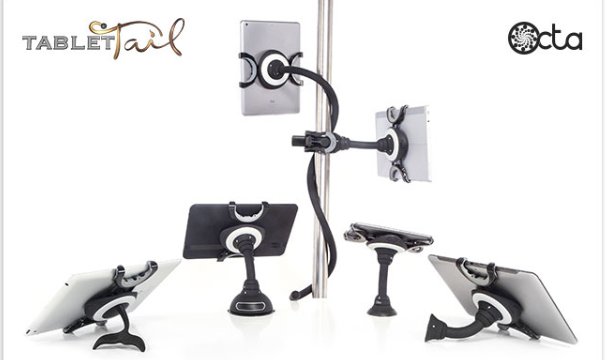 Octa's TabletTail Accessories System Is Growing Thanks To A New Kickstarter Campaign