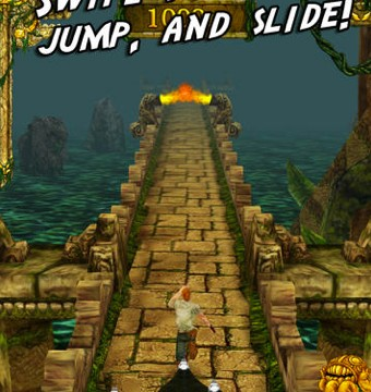 Temple Run Games Tally More Than 1 Billion Downloads