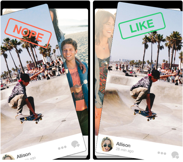 Tinder Update Ushers In A Snapchat-Like Moments Feature