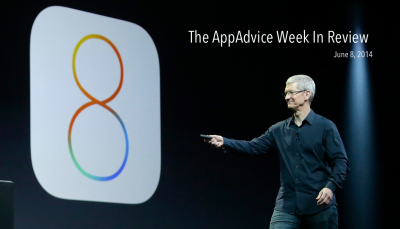 The AppAdvice Week In Review: 'iWatch' Talk Heats Up After Apple's WWDC