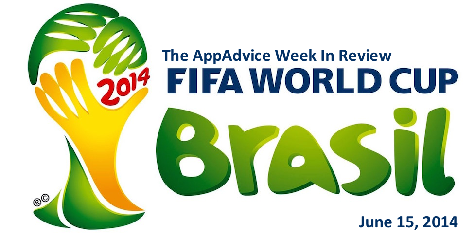 The AppAdvice Week In Review: The World Cup, iOS 8 And More