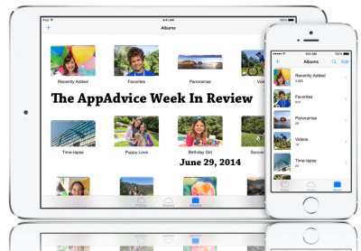 The AppAdvice Week In Review: The End Of Aperture, 'iPhone 6' Duo And Shark Week