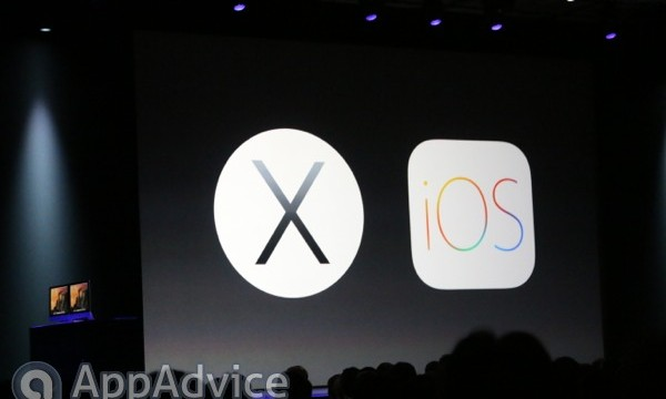 OS X Yosemite And iOS 8 Betas Available Now
