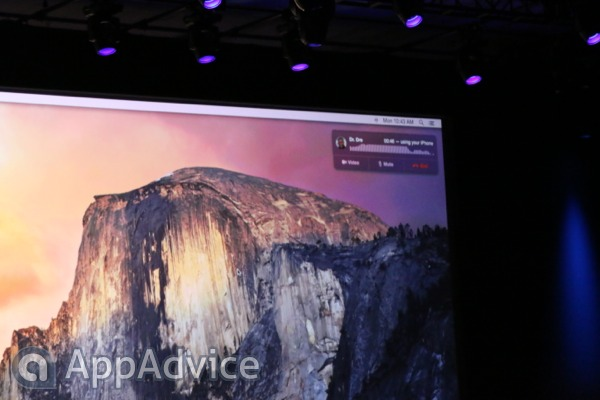In OS X Yosemite, You Can Make Phone Calls From Your Desktop