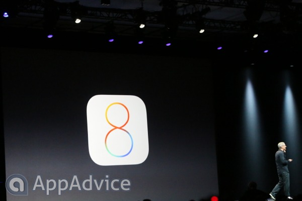 Apple Announces iOS 8