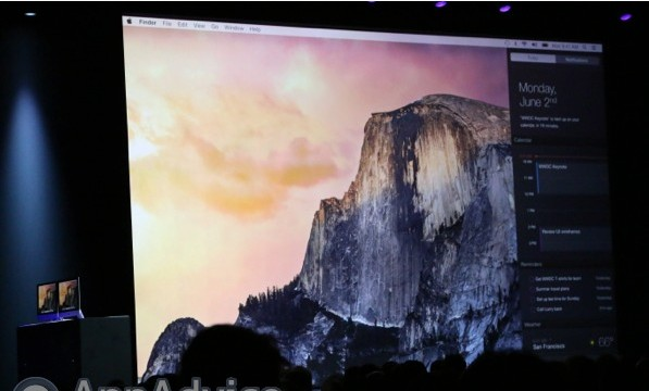 Mac OS X Version 10.10, Yosemite, Is Here