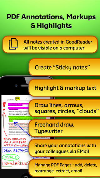 GoodReader 4 gets an update making useful auto-sync changes