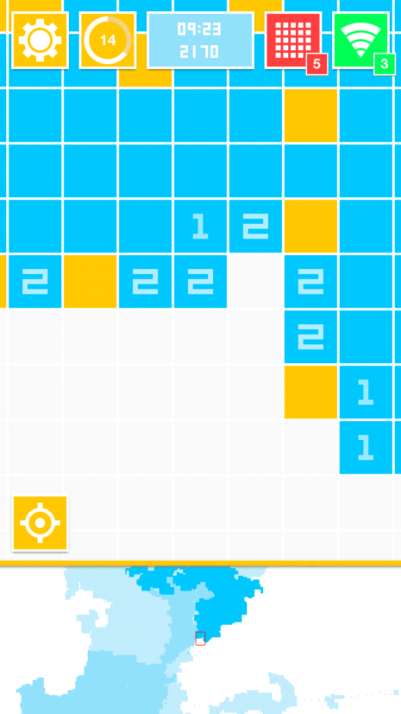 A Few Billion Square Tiles takes Minesweeper to a multiplayer scale