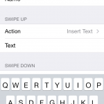 Cydia tweak: SwipeExpander is a smart, new text-expanding package for iOS