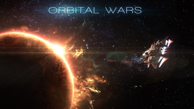 Prepare to engage in Orbital Wars, coming to the App Store in September