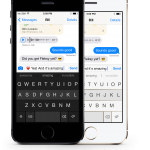The Fleksy keyboard app will support over 40 languages when Apple releases iOS 8