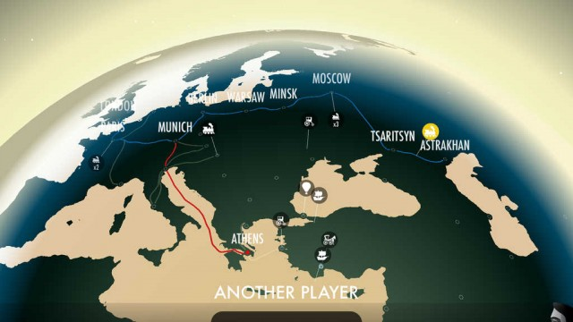 Sorcery! studio Inkle invites you to journey around the world in 80 Days