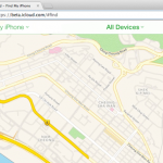 Apple Begins Using Its Own Mapping Software On Beta iCloud Site