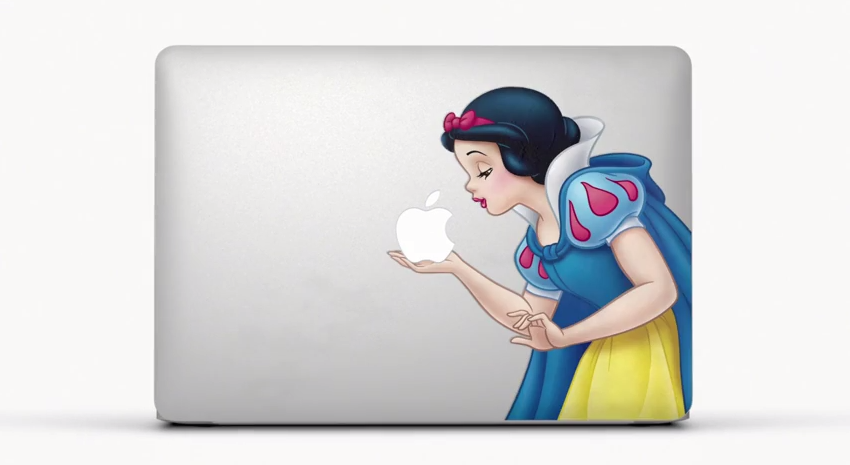 Apple celebrates 'all the many ways people love the MacBook Air' in new 'Stickers' TV ad