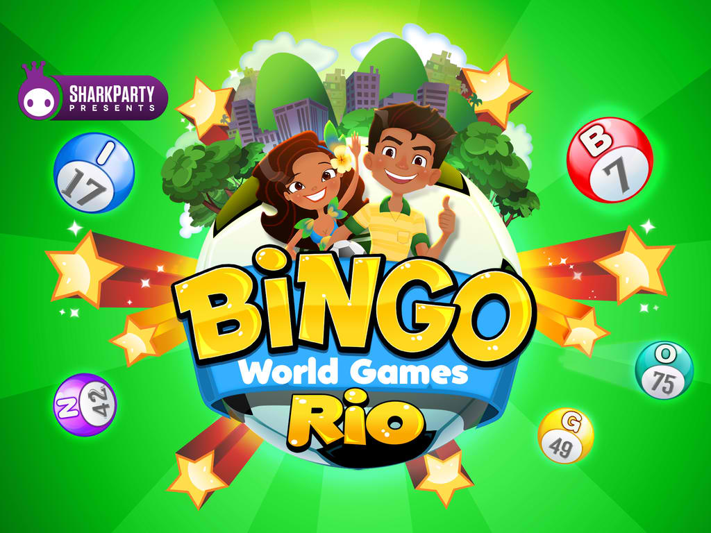 Go To Sunny Rio And Play The Popular Card Game Of Chance In Bingo: World Games